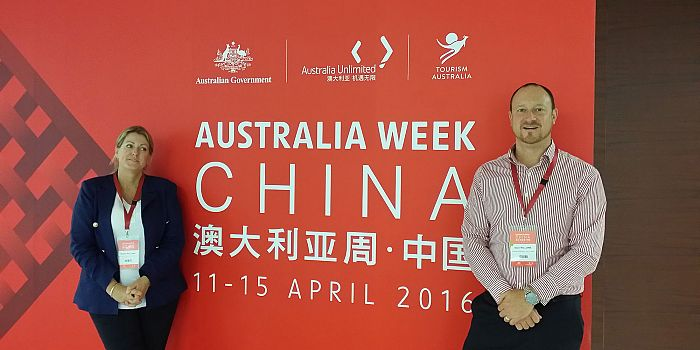 ASFC Attend Australia Week In China